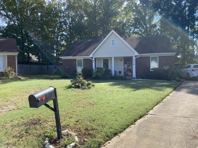 8140 Leaf Cove, Southaven, MS 38671 (MLS #4000951) :: Burch Realty Group, LLC