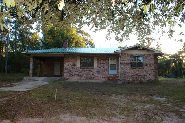 149 Finch Road, Lucedale, MS 39452 (MLS #4000993) :: Coastal Realty Group