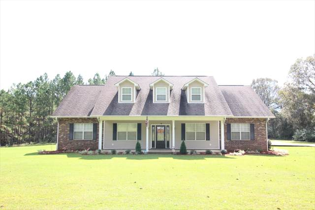 402 Fork Road, Lucedale, MS 39452 (MLS #4001038) :: The Sherman Group