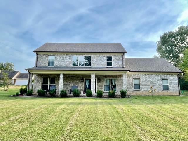 8511 Byhalia Road, Olive Branch, MS 38654 (MLS #4001056) :: Gowen Property Group | Keller Williams Realty