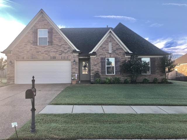 2669 S Cherry Cove, Southaven, MS 38672 (MLS #4001079) :: Your New Home Key