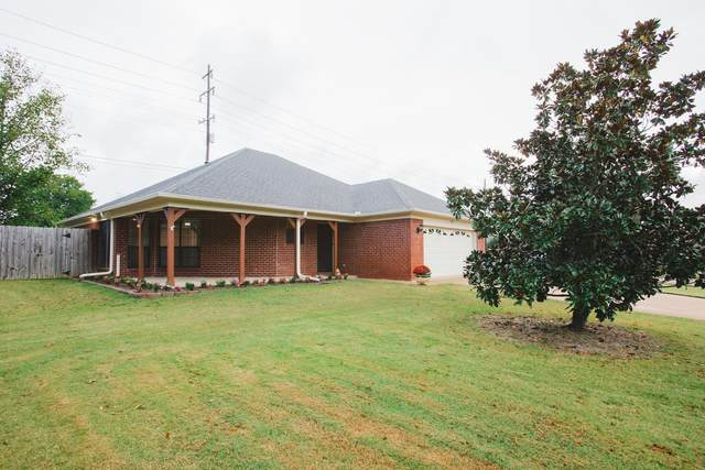 9970 Southbend Lane, Olive Branch, MS 38654 (MLS #4001119) :: The Home Gurus, Keller Williams Realty