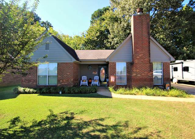 7629 Coral Meadows Drive, Southaven, MS 38671 (MLS #4001130) :: The Home Gurus, Keller Williams Realty