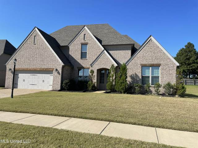 13187 Willow Nest Drive, Olive Branch, MS 38654 (MLS #4001289) :: Signature Realty