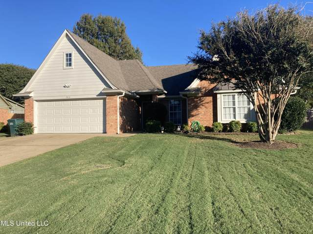 7414 Hunters Hollow Lane, Southaven, MS 38671 (MLS #4001300) :: Signature Realty