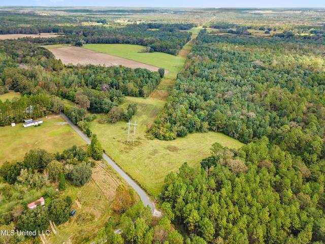 Wallace Creek Road, Lucedale, MS 39452 (MLS #4001338) :: Berkshire Hathaway HomeServices Shaw Properties