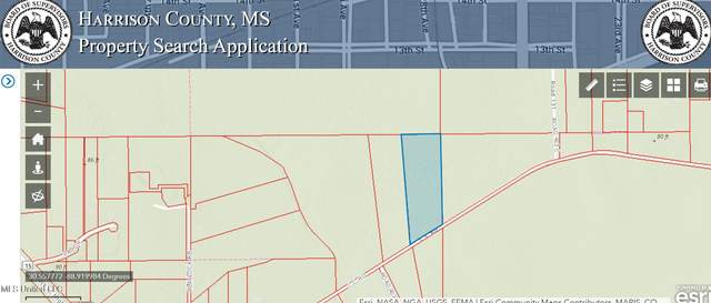 C C Road, Saucier, MS 39574 (MLS #4001342) :: Berkshire Hathaway HomeServices Shaw Properties