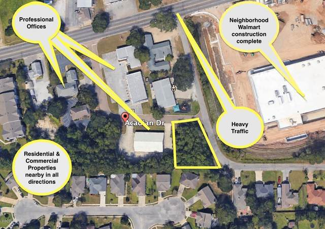 0 Acadian Drive, Gulfport, MS 39507 (MLS #4001356) :: Berkshire Hathaway HomeServices Shaw Properties