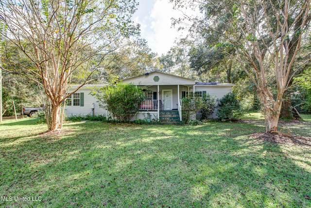 11714 Seaman Road, Vancleave, MS 39565 (MLS #4001363) :: Berkshire Hathaway HomeServices Shaw Properties