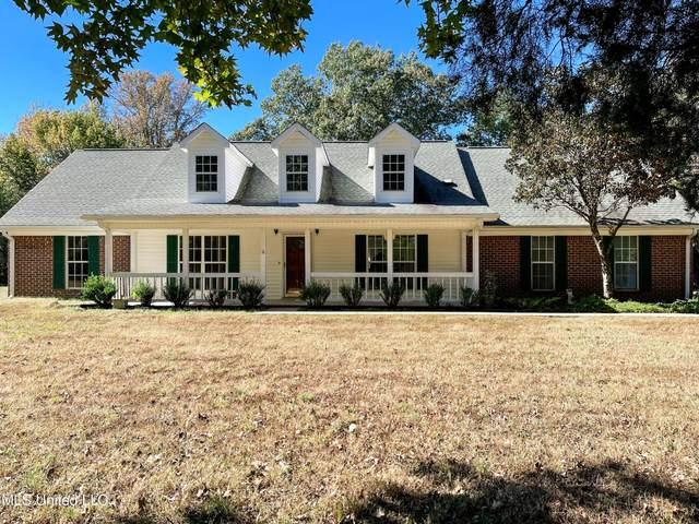 492 Memphis Avenue, Holly Springs, MS 38635 (MLS #4001441) :: The Home Gurus, Keller Williams Realty
