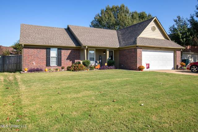 1770 Steeplechase Cove, Southaven, MS 38671 (MLS #4001468) :: The Home Gurus, Keller Williams Realty