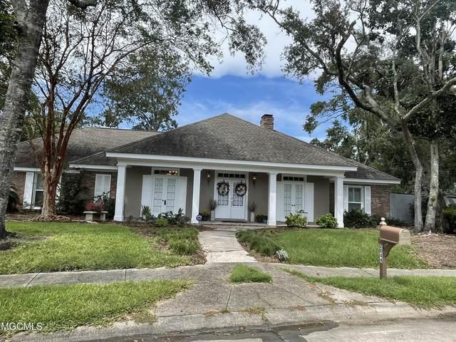 2044 Mauvilla Cove, Biloxi, MS 39531 (MLS #3380356) :: Berkshire Hathaway HomeServices Shaw Properties