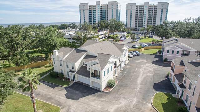 2252 Beach Drive #2604, Gulfport, MS 39507 (MLS #4000412) :: The Sherman Group