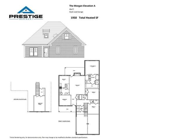 5282 Watson View Drive, Nesbit, MS 38651 (MLS #4000504) :: Your New Home Key