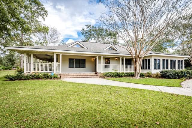 6503 Little Church Road, Ocean Springs, MS 39564 (MLS #4000642) :: Berkshire Hathaway HomeServices Shaw Properties