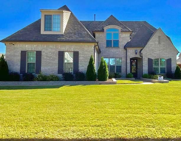 4399 John Joseph Drive, Olive Branch, MS 38654 (MLS #4000542) :: Burch Realty Group, LLC