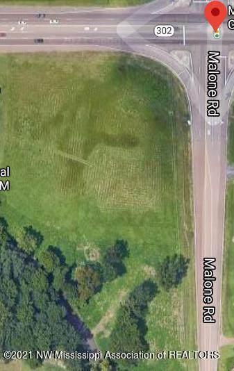 Lot 6 & 7 E Goodman Road, Southaven, MS 38671 (MLS #2334545) :: Burch Realty Group, LLC