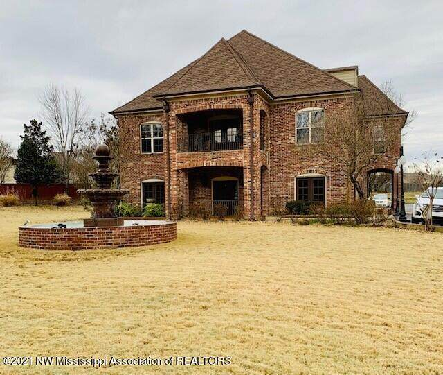 1288 Byhalia Road, Hernando, MS 38632 (MLS #2336116) :: The Home Gurus, Keller Williams Realty