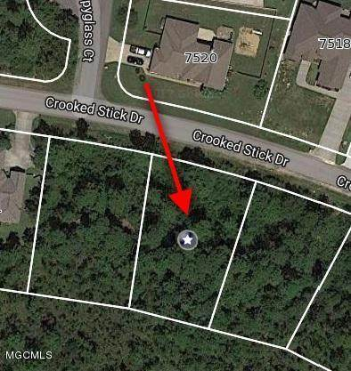 Lot 88 Crooked Stick Drive, Diamondhead, MS 39525 (MLS #3294753) :: Berkshire Hathaway HomeServices Shaw Properties