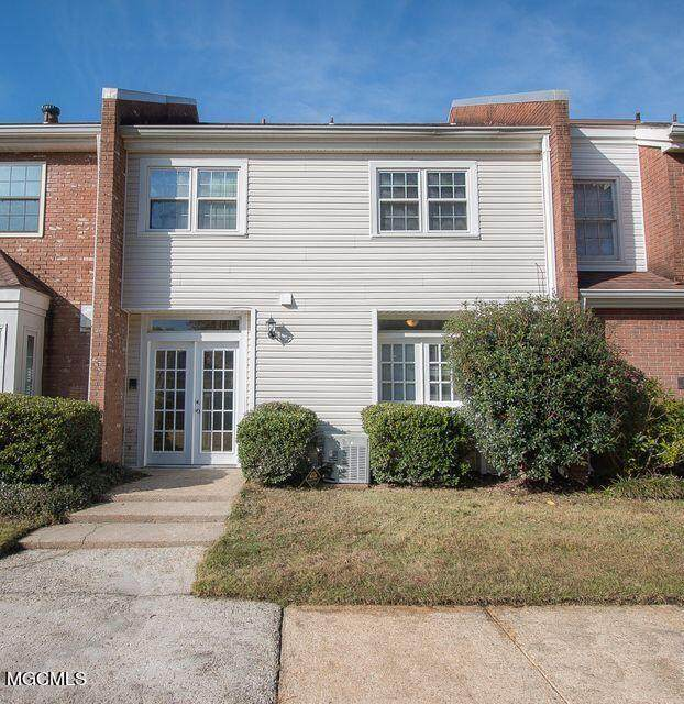 928 Courthouse Road #15, Gulfport, MS 39507 (MLS #3378832) :: The Sherman Group