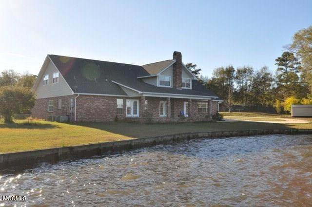 559 Anchor Lake Road, Carriere, MS 39426 (MLS #3380017) :: Berkshire Hathaway HomeServices Shaw Properties
