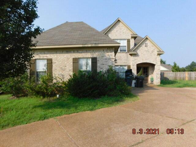 4577 N Jacob Lane, Southaven, MS 38672 (MLS #4000330) :: Signature Realty