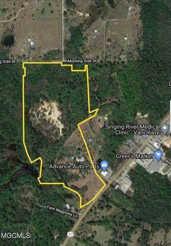 11521 Highway 57, Vancleave, MS 39565 (MLS #4000431) :: The Sherman Group