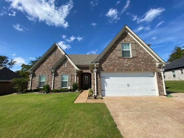 3278 Magnolia Ridge Drive, Hernando, MS 38632 (MLS #4000589) :: Burch Realty Group, LLC
