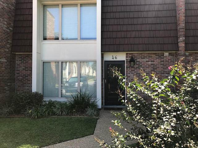 527 Front Beach Drive #46, Ocean Springs, MS 39564 (MLS #4000778) :: The Live Love Desoto Group