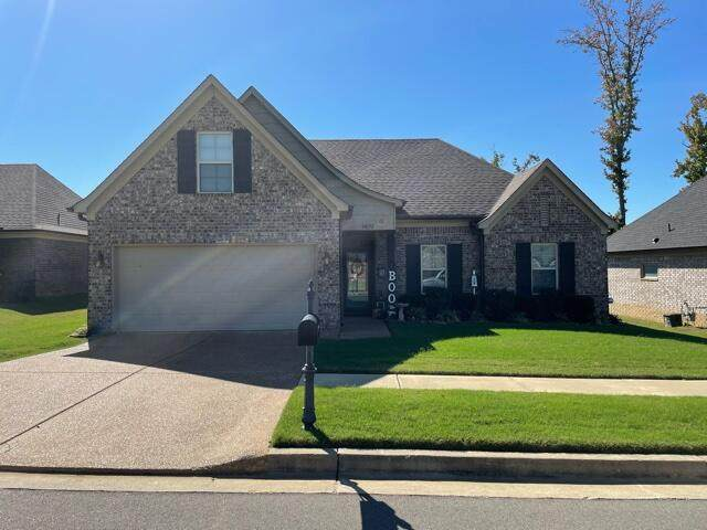 1409 Hemlock Drive, Southaven, MS 38671 (MLS #4000779) :: The Live Love Desoto Group