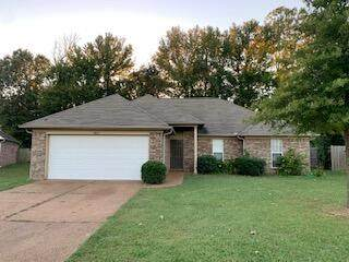 7823 Nathan Sawyer Drive, Southaven, MS 38671 (MLS #4000781) :: The Live Love Desoto Group
