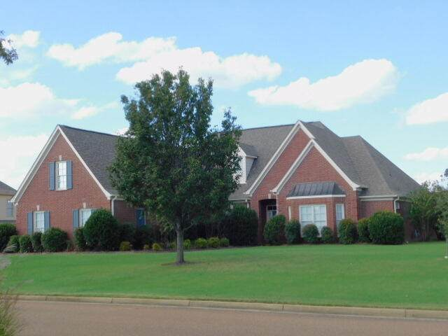 2170 Old Orchard Place, Southaven, MS 38672 (MLS #4000807) :: Signature Realty