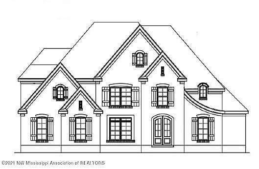 3140 Cypress Run Cove, Olive Branch, MS 38654 (MLS #4001111) :: The Home Gurus, Keller Williams Realty
