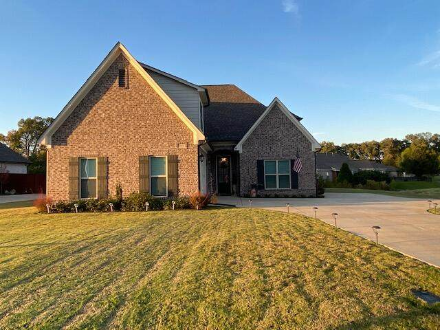 3608 Bailey Lane, Southaven, MS 38672 (MLS #4001121) :: The Home Gurus, Keller Williams Realty