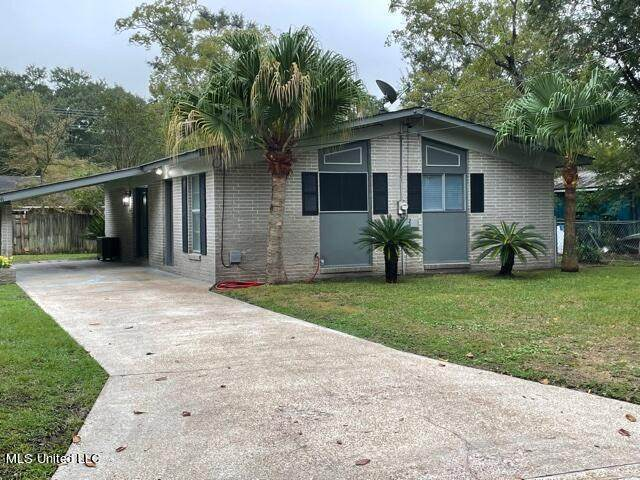 2606 Merrywood Court, Pascagoula, MS 39581 (MLS #4001195) :: Berkshire Hathaway HomeServices Shaw Properties