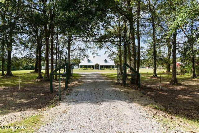 3266 Barton Agricola Road, Lucedale, MS 39452 (MLS #4001317) :: The Sherman Group