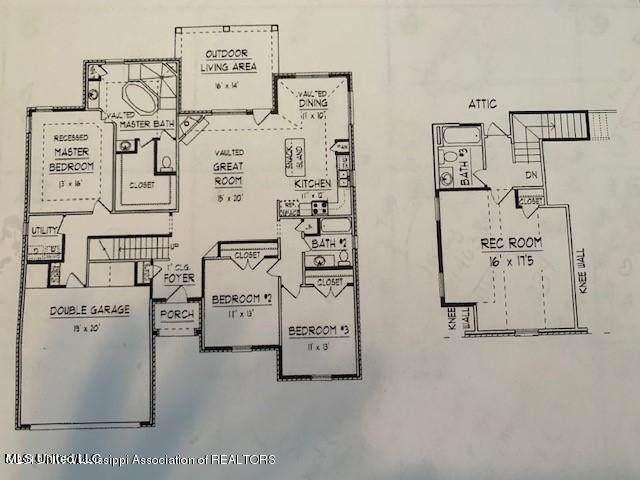 3198 Magnolia Leaf Cove, Hernando, MS 38632 (MLS #4001459) :: The Home Gurus, Keller Williams Realty