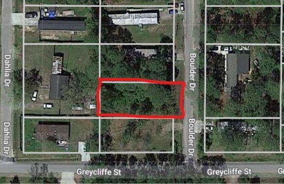 0 Boulder Drive, Gautier, MS 39553 (MLS #4000570) :: Berkshire Hathaway HomeServices Shaw Properties