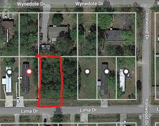 0 Lima Drive, Gautier, MS 39553 (MLS #4000571) :: Dunbar Real Estate Inc.