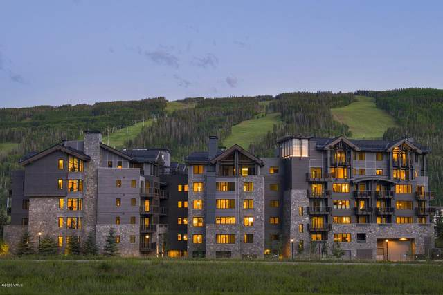 701 W Lionshead E601, Vail, CO 81657 (MLS #1000533) :: eXp Realty LLC - Resort eXperts