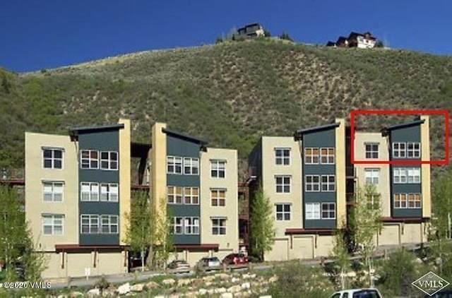 511 Metcalf Road O-45, Avon, CO 81620 (MLS #1000690) :: eXp Realty LLC - Resort eXperts