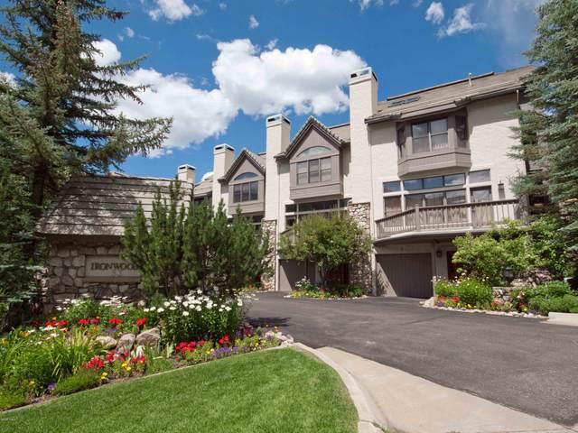 83 Offerson Road #7, Beaver Creek, CO 81620 (MLS #1000785) :: eXp Realty LLC - Resort eXperts