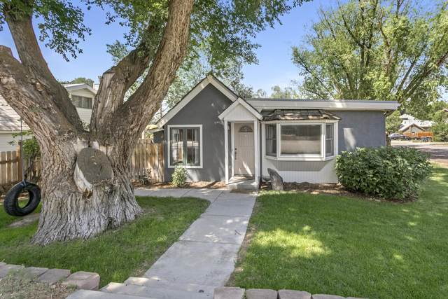405 Howard Street, Eagle, CO 81631 (MLS #1000832) :: eXp Realty LLC - Resort eXperts