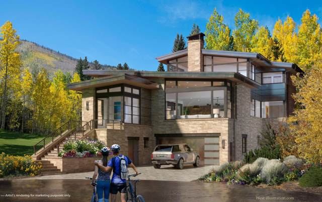 1106 Hornsilver Circle, Vail, CO 81658 (MLS #1000890) :: RE/MAX Elevate Vail Valley