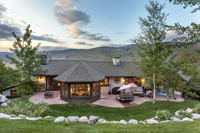 1002 Eagle Drive, Eagle-Vail, CO 81620 (MLS #1001165) :: RE/MAX Elevate Vail Valley