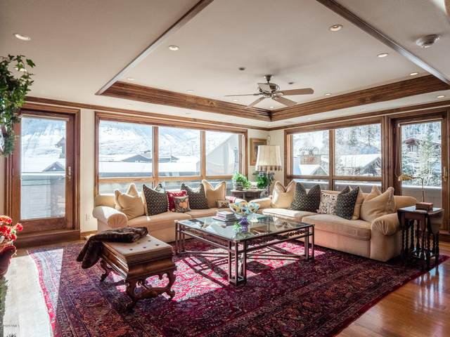 244 Wall Street R1, Vail, CO 81657 (MLS #1001694) :: RE/MAX Elevate Vail Valley
