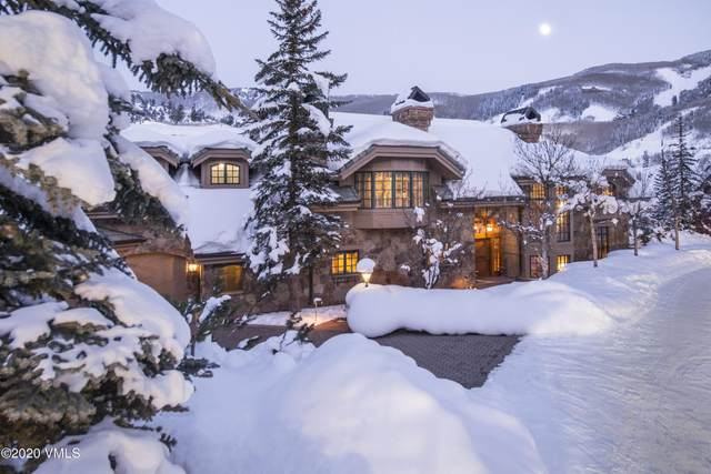 51 Chateau Lane, Beaver Creek, CO 81620 (MLS #1001900) :: RE/MAX Elevate Vail Valley