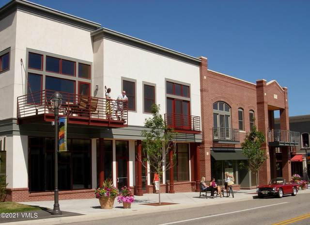1185 Capitol Street C-103, Eagle, CO 81631 (MLS #1001980) :: RE/MAX Elevate Vail Valley