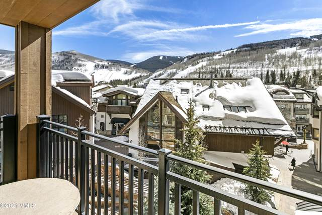 16 Vail Road #310, Vail, CO 81657 (MLS #1002202) :: RE/MAX Elevate Vail Valley
