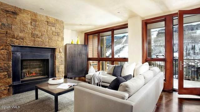 141 E Meadow Drive 6A WEST, Vail, CO 81657 (MLS #1002401) :: RE/MAX Elevate Vail Valley